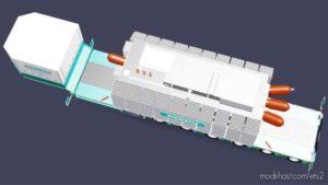 Siemens Heavy Duty Transformer Trailer [1.39] for Euro Truck Simulator 2