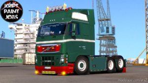 Volvo FH16 2009 Viking Power for Euro Truck Simulator 2