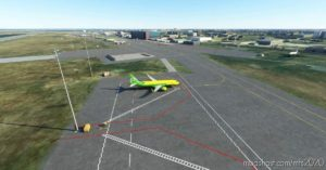 Unnt – Tolmachevo – Novosibirsk for Microsoft Flight Simulator 2020