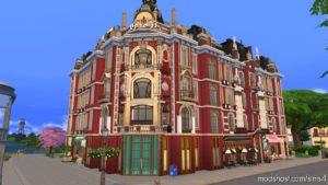 "Apartments ""Renaissance"" (NO CC) for The Sims 4"