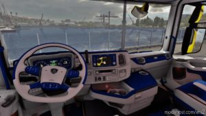 Scania Next GEN LUX Interior [1.39] for Euro Truck Simulator 2