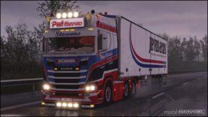 Scania S500 PWT Stessens + Trailer [1.39] for Euro Truck Simulator 2