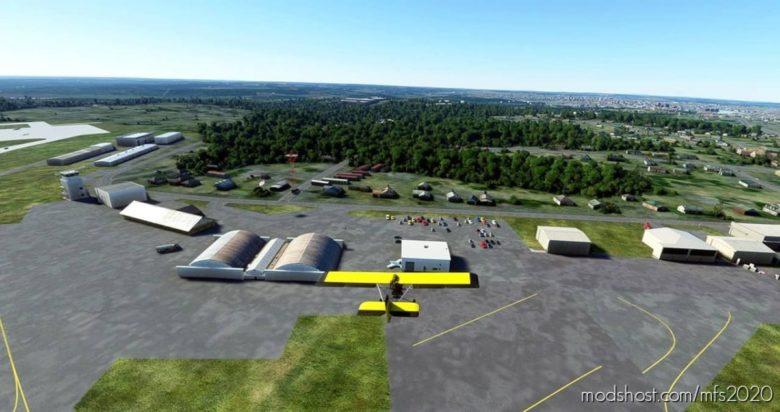 Cazdesign-Kdanscenery for Microsoft Flight Simulator 2020