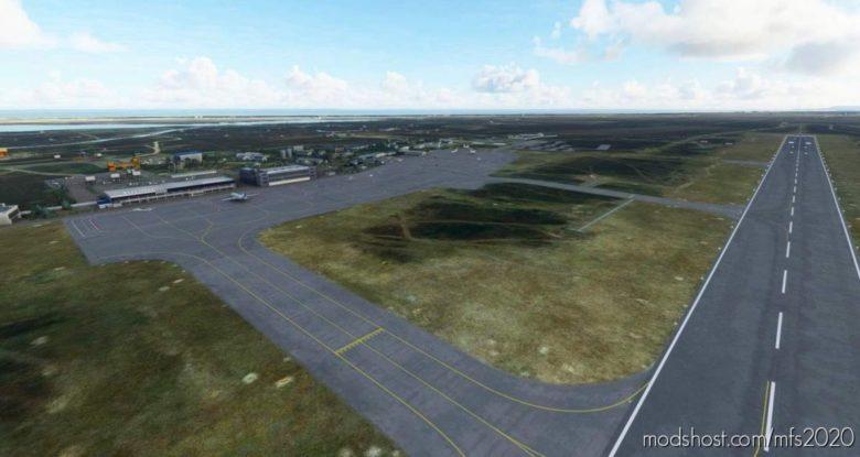 Urml – Uytash – Makhachkala for Microsoft Flight Simulator 2020