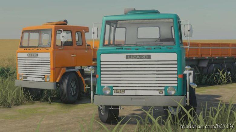 Lizard LK Series Brazil for Farming Simulator 19