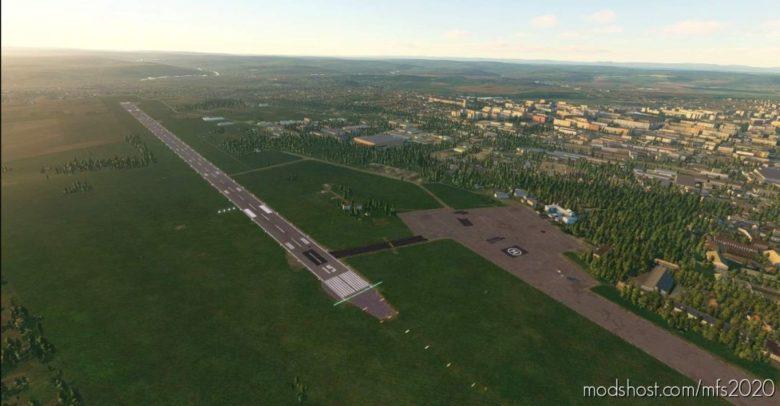 Chernivtsi International Airport — Ukln for Microsoft Flight Simulator 2020