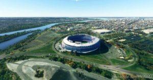RFK Stadium, Washington, DC for Microsoft Flight Simulator 2020