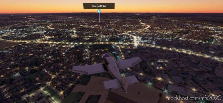 Dijon City And Suburbs for Microsoft Flight Simulator 2020