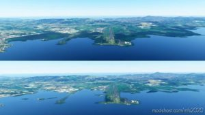 Martinique for Microsoft Flight Simulator 2020