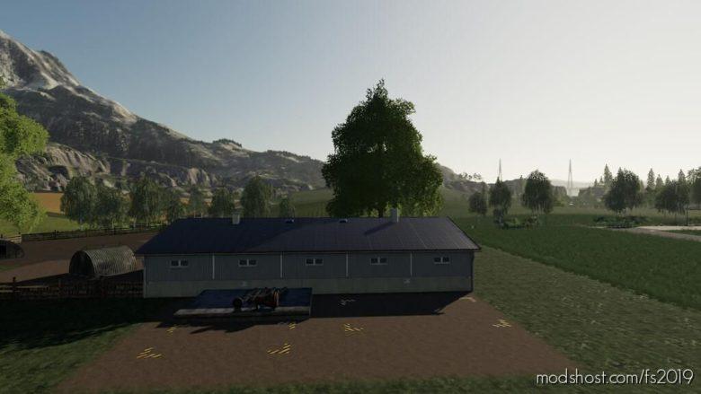 BIG PIG Shed for Farming Simulator 19
