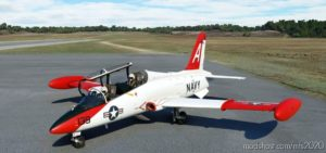 "Aermacchi MB-339A US Navy 139 ""T-45C Wannabie"" Repaint V1.1 for Microsoft Flight Simulator 2020"