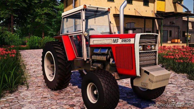 Massey Ferguson 2000 for Farming Simulator 19
