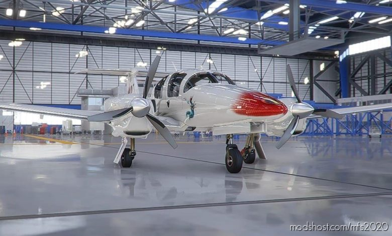 DA62 The Incredibles for Microsoft Flight Simulator 2020