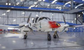 DA62 The Incredibles V2 for Microsoft Flight Simulator 2020