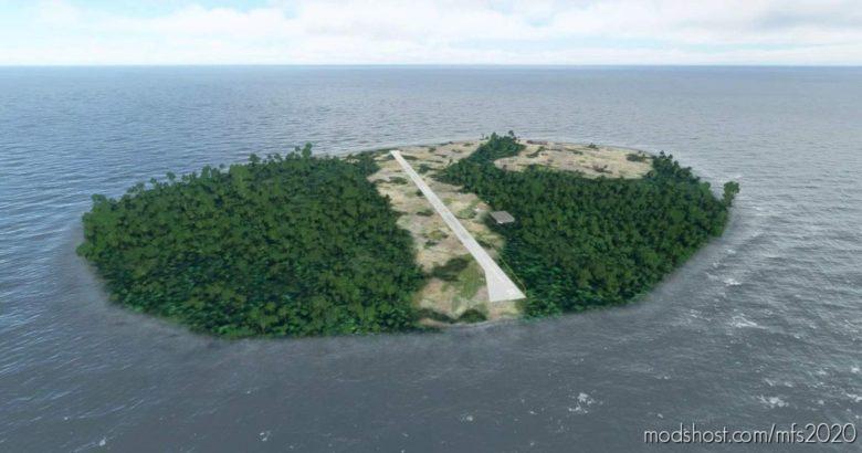 Fssr – Remire Island Airport – Seychelles V0.1.0 for Microsoft Flight Simulator 2020