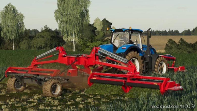 Kongskilde GXT 13005 for Farming Simulator 19