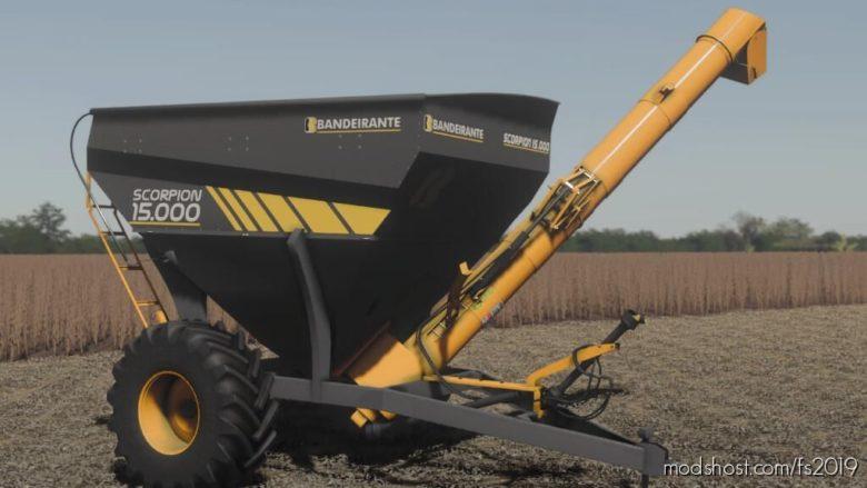 Bandeirante Charger/Scorpion for Farming Simulator 19