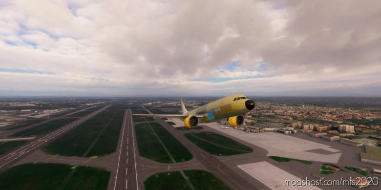 "Vueling F-Wwde ""Primer"" for Microsoft Flight Simulator 2020"