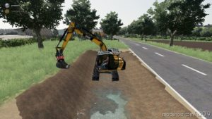 JCB Js130Lc for Farming Simulator 19