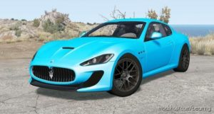 Maserati Granturismo MC Stradale (M145) 2013 for BeamNG.drive