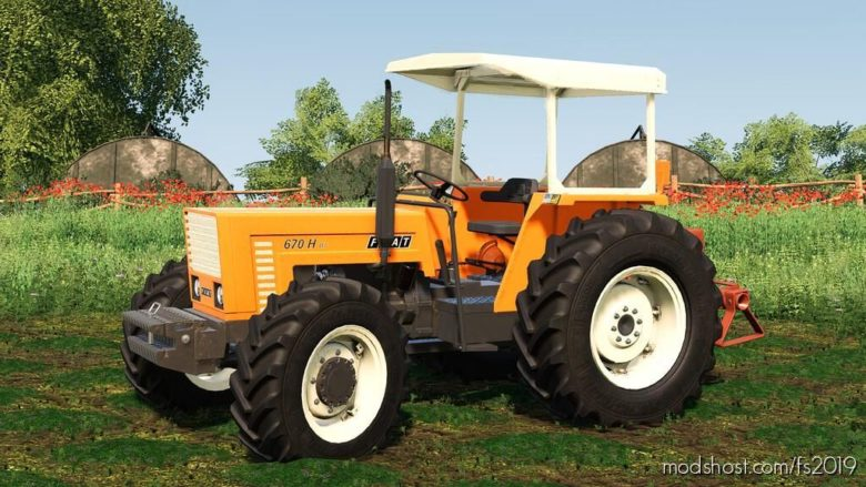 Fiat X70 Series for Farming Simulator 19