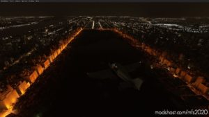 NEW York City Night Enhanced for Microsoft Flight Simulator 2020