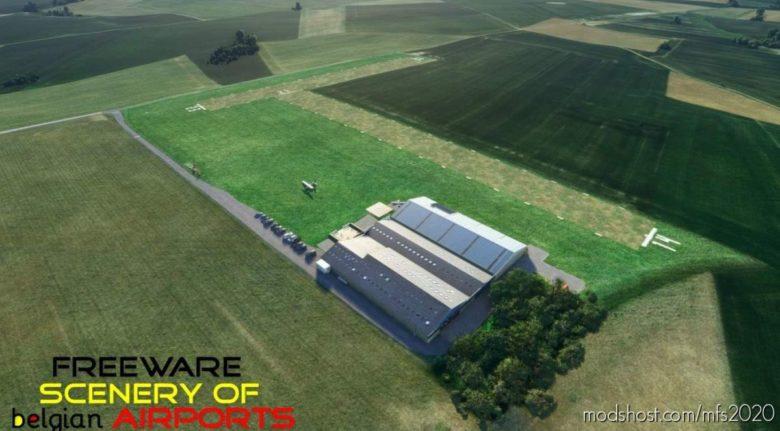 Ebby Baisy-Thy ULM, Belgium for Microsoft Flight Simulator 2020