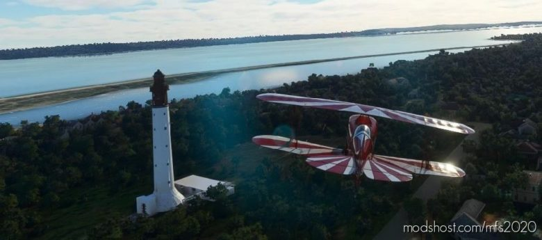 CAP Ferret Lighthouse for Microsoft Flight Simulator 2020