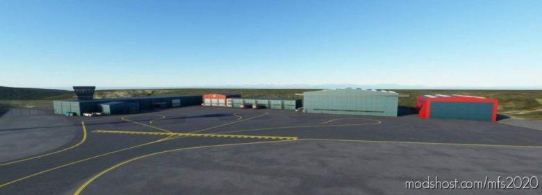 Bgjn – Ilulissat for Microsoft Flight Simulator 2020