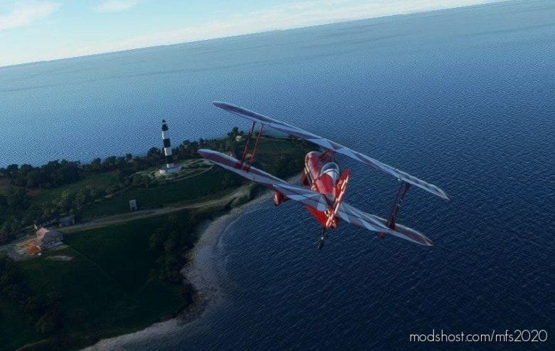 Phare DE Chassiron for Microsoft Flight Simulator 2020