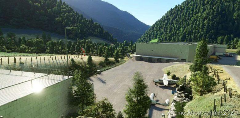 Locher Sarentino Airfield [LOCH] for Microsoft Flight Simulator 2020