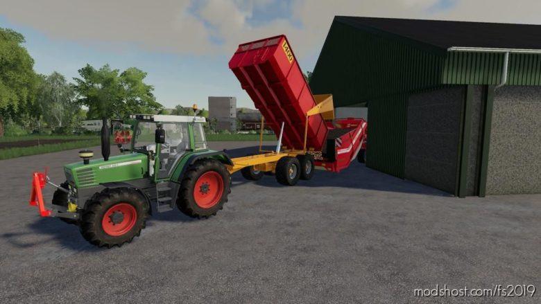 Bijlsma Hercules 1400 V2.0 for Farming Simulator 19