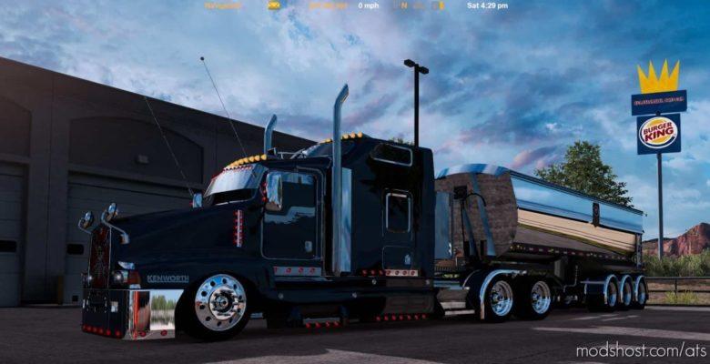 Kenworth T600/T660 Truck [1.39] for American Truck Simulator
