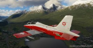 Mb-339Pan Swiss AIR Force U-1252 V1.1 for Microsoft Flight Simulator 2020