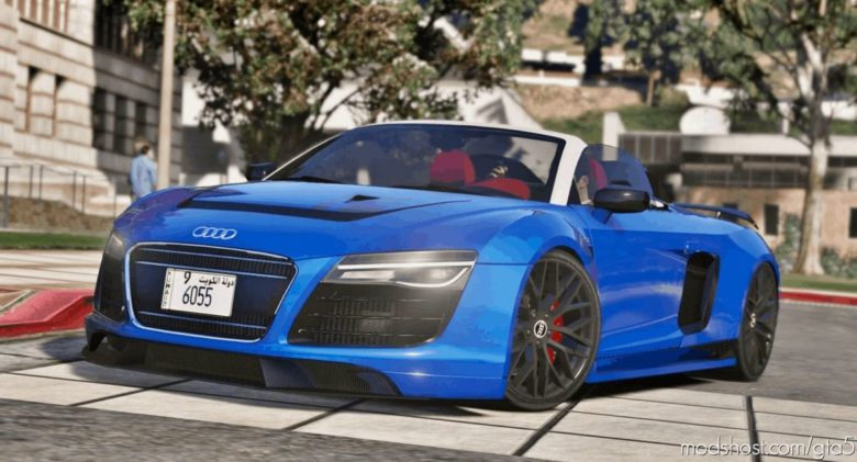 2013 Audi R8 V10 & PPI Razor Tuning 1.2 for Grand Theft Auto V