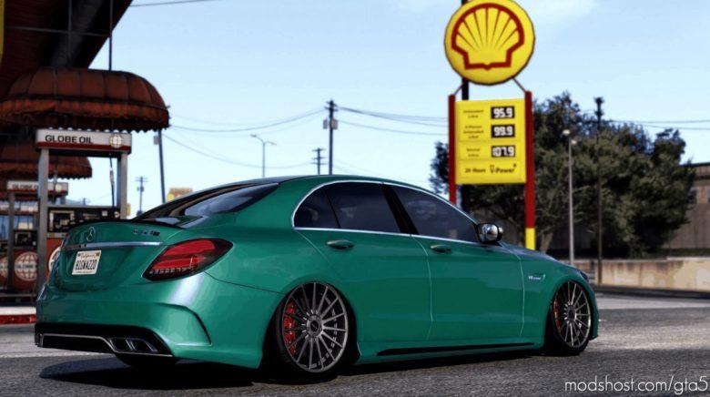 2017 Mercedes-Amg C63 S 1.1 for Grand Theft Auto V