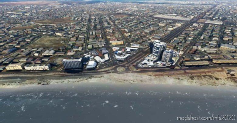 Cape Town (Bloubergstrand Buildings Pack 1) for Microsoft Flight Simulator 2020