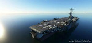 Aircraft Carrier – USS Msfs – UK Mooring V1.1 for Microsoft Flight Simulator 2020