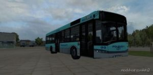 Solaris Urbino III Polbus Skin for Euro Truck Simulator 2