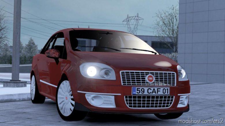 Fiat Linea V1R50 [1.39] for Euro Truck Simulator 2