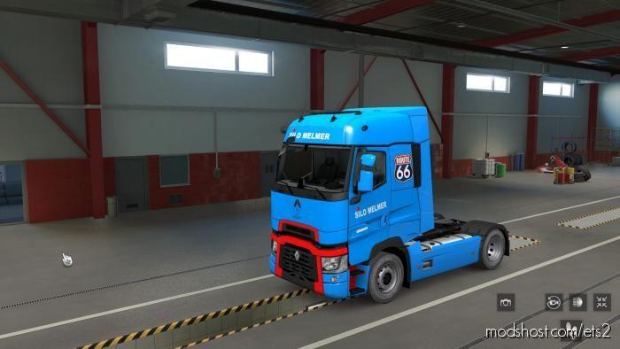 Silo Melmer Combos Trucks for Euro Truck Simulator 2