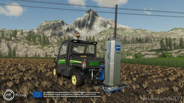 Precision Farming Edit for Farming Simulator 19