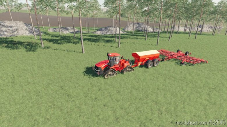 Lime Spreader for Farming Simulator 19