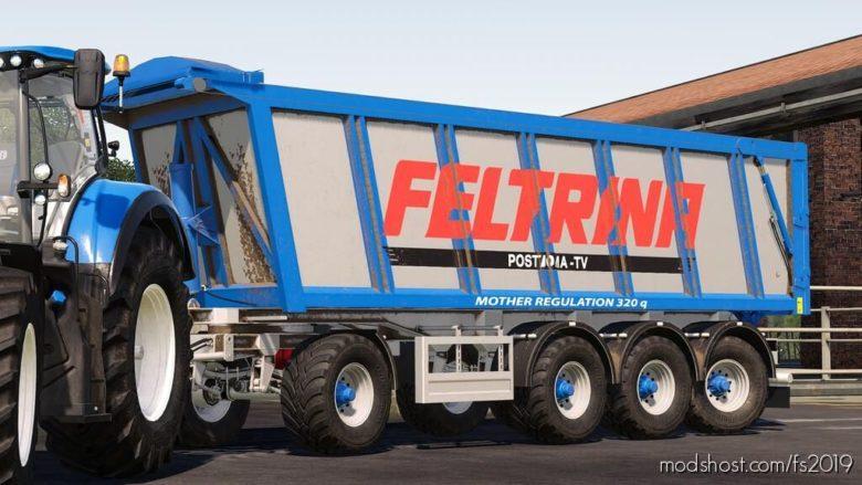 Feltrina MR4A for Farming Simulator 19