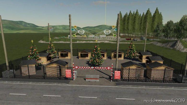 Map Public Works Beta for Farming Simulator 19