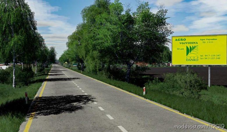 Agro Vojvodina for Farming Simulator 19