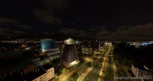 Costa Rica, SAN Jose Night Light Enhancement for Microsoft Flight Simulator 2020