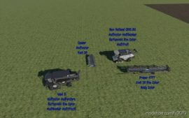 Thresher Pack for Farming Simulator 19