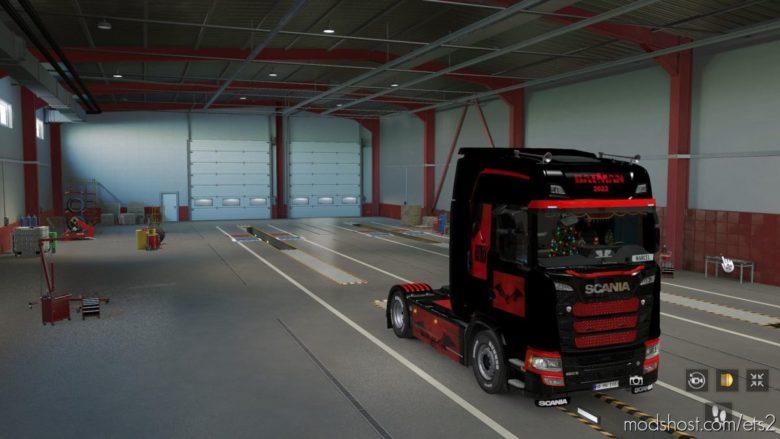 Batman 2022 [1.39.X] for Euro Truck Simulator 2