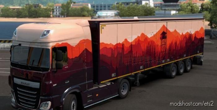 Firewatch Combo for Euro Truck Simulator 2